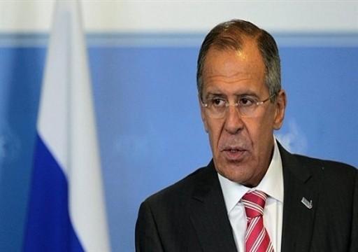 وزير الخارجية الروسي يجري جولة خليجية خلال أيام