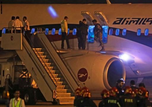 مقتل خاطف الطائرة البنغالية المتجهة إلى دبي