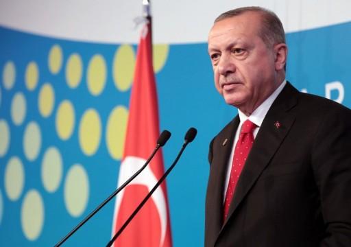 أردوغان ينتقد قمع محتجي السترات الصفراء في فرنسا