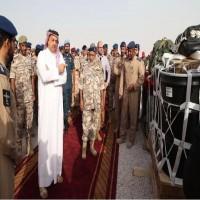 قطر تختتم تمرين لاهوب 7 بمشاركة أمريكية وإيطالية