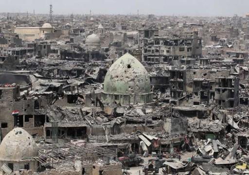 العراق.. انتشال 4 آلاف و720 جثة من تحت أنقاض الموصل