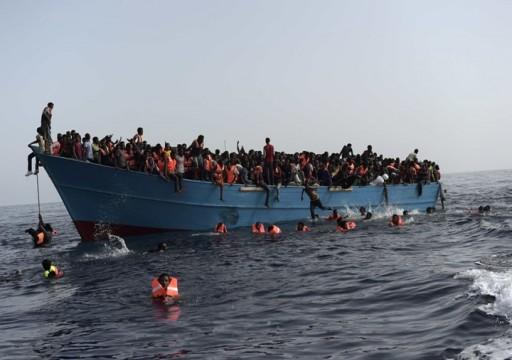 فقدان 70 مهاجرا غادروا سواحل ليبيا نحو أوروبا