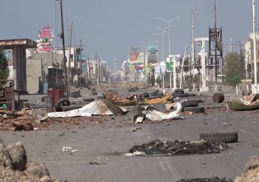 القوات الحكومية تتوغل في عمق مدينة الحديدة غربي اليمن