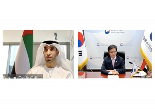 الإمارات وكوريا الجنوبية تستأنفان المحادثات لتوقيع اتفاقية اقتصادية استراتيجية