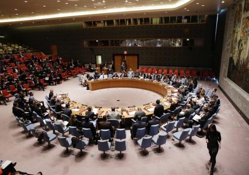 رسالة إماراتية سعودية يمنية إلى مجلس الأمن بشأن الحوثيين في الحديدة