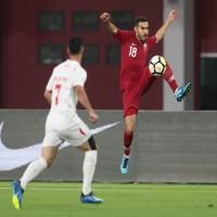 استعداداً لكأس آسيا.. فلسطين تخسر أمام قطر وعُمان تتعادل مع الأردن