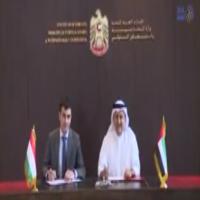 التوقيع على اتفاقية نقل المحكوم عليهم بين الإمارات وطاجيكستان
