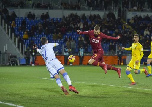 تعادل مثير بين فيورنتينا وانتر ميلان في الدوري الإيطالي