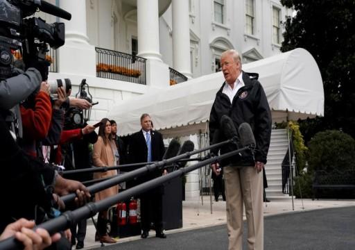 ترامب: واشنطن ستحدد من قتل خاشقجي خلال اليومين القادمين