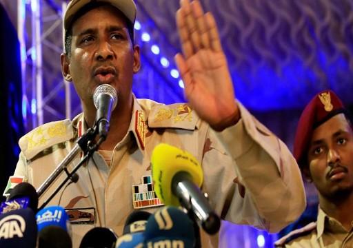 العسكري السوداني والحرية والتغيير يخفقان في التوصل لاتفاق نهائي
