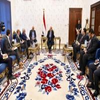 مبعوث الأمم المتحدة يلتقي الرئيس اليمني في عدن سعياً إلى هدنة