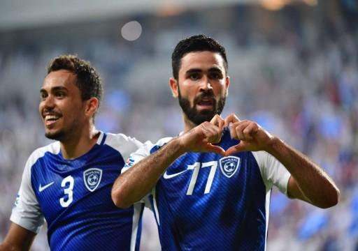 غرامة مالية على الظفرة بسبب اللاعب السوري خربين