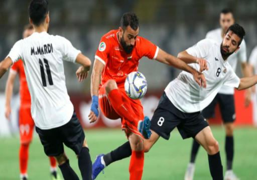 الجزيرة الأردني يهزم الكويت بثنائية بكأس الاتحاد الآسيوي