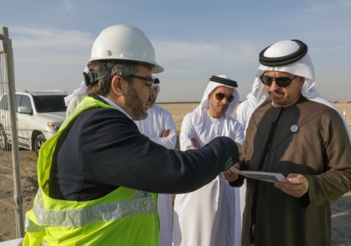 إنجاز 50 % من المشروع الثاني لـ«مجمع الطاقة الشمسية»