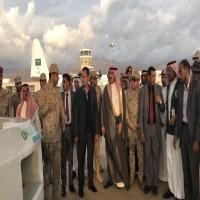 السعودية تبدأ بتسيير جسر جوي إغاثي إلى جزيرة سقطرى اليمنية