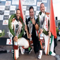 «زوارق أبوظبي» تحصد لقب الجولة الأولى في افتتاحية «الفورمولا1»