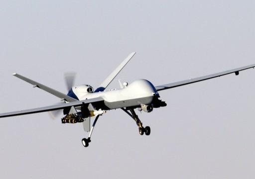 إسقاط طائرة مسيرة تستهدف منزل محافظ شبوة جنوب شرقي اليمن