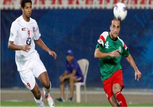 الكويت يعبر الوحدات الأردني في ملحق دوري أبطال آسيا
