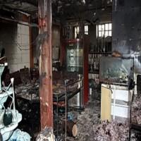 مقتل 20 بحريق مقهى في الأحواز وتحميل السلطات الإيرانية المسؤولية