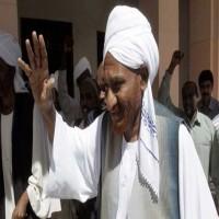الأمن السوداني يتهم الصادق المهدي بالتحالف مع متمردين لاسقاط النظام