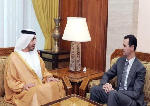 """قائد بالمعارضة السورية يتهم أبوظبي """"بخيانة"""" الثورة"""
