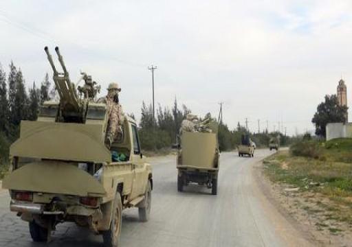 بعد هزيمة غريان.. مليشيات حفتر تنسحب جزئياً من جنوبي طرابلس