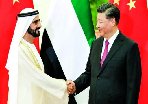 محمد بن راشد: الشراكة مع الصين تدعم توجّهات الإمارات نحو المستقبل