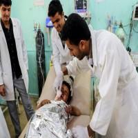 التحالف يقول إنه سيحقق في ظروف عملية القصف على صعدة اليمنية