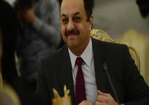 وزير الدفاع القطري: مستعدون للتصدي لأي عدوان يستهدفنا