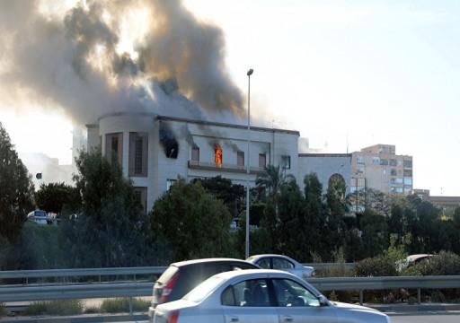 تنظيم الدولة يتبنى الهجوم على الخارجية الليبية