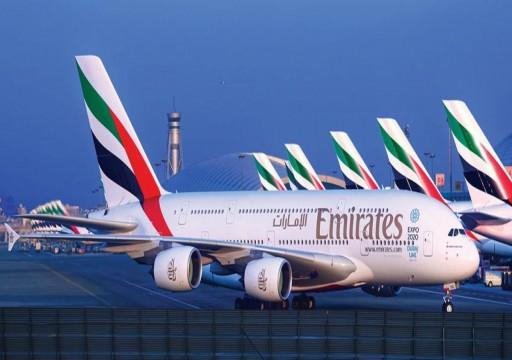 مطار دبي يتعرض لـ3 تراجعات محدودة في 2018