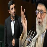 نجاد يطالب روحاني بالتنحي عن رئاسة إيران