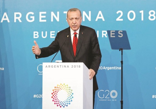 أردوغان: علينا تخفيف آلام الشعب اليمني المظلوم