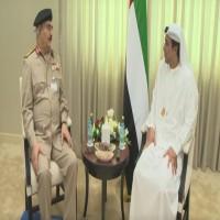 حفتر يعترف بدعم الإمارات لحربه في ليبيا طوال أربع سنوات