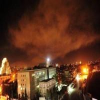 قصف أمريكي لأحد مواقع جيش الأسد قرب التنف