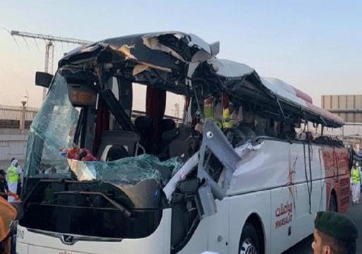 استئناف دبي تفرج بكفالة عن سائق عماني تسبب بوفاة 17 راكباً