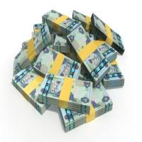 ودائع البنوك تفيض على القروض بـ53.5 ملياراً في أبريل