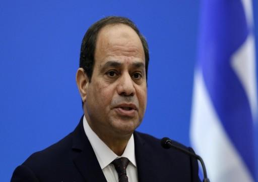 مصر.. السيسي يصدر قرارا بتعيين نائب عام جديد