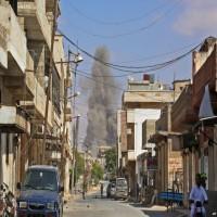 مقتل 17 سورياً في غارات جوية نفذها الأسد و روسيا على إدلب