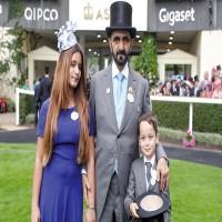 محمد بن راشد يشهد انطلاقة مهرجان رويال أسكوت للخيول