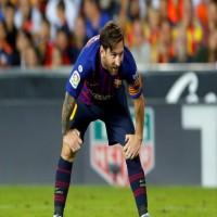 برشلونة يواصل نزيف النقاط في الليغا بتعادل مع فالنسيا