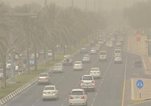 الأرصاد: توقعات بطقس صحو ورياح خفيفة مثيرة للغبار