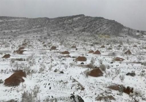 الأرصاد يتوقع سقوط أمطار متجمدة على جبال الدولة