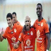 عجمان يتغلب على الظفرة بثلاثية في دوري الخليج