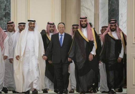محمد بن زايد يعلق على اتفاق الرياض بين الحكومة اليمنية والانفصاليين