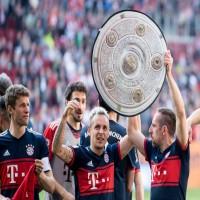 هدف عكسي غريب يحرز بايرن ميونخ لقب الدوري الألماني