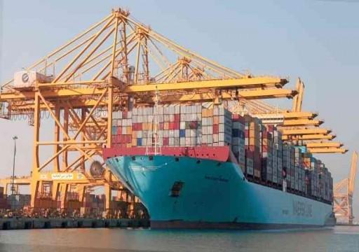 دبي خامس أفضل مركز للشحن البحري عالمياً