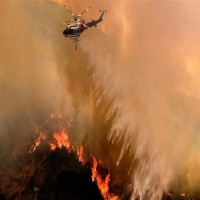 أكثر من 100 حريق غابات ضخم في الولايات المتحدة بعد اندلاع حرائق جديدة
