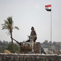 مقتل 8 عسكريين و14 مسلّحاً في اشتباك في سيناء