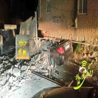 قتيل وعشرات الجرحى بزلزال بقوة 6 درجات في غرب إيران